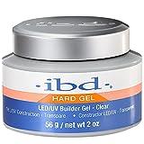 Best Gel Builders - IBD LED/UV Gels Builder Gel Clear, 2 oz Review