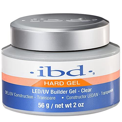 IBD LED/Uv Gel Construttore, Trasparente - 56 ml