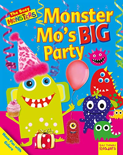 Monster Mo's Big Party: Have Fun with Colors (Busy Monsters)