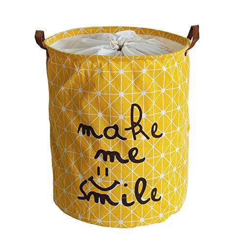 Vuile wasmand speelgoed opbergvat kan worden gevouwen Nordic stof balken mond gesloten stofdicht slaapzaal vuile kleding bewaarmand