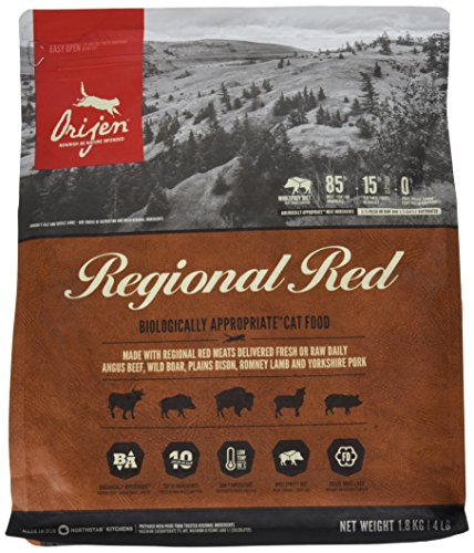 Orijen Regional Red Cat Whole Prey - 1,8 kg