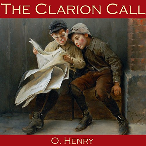 The Clarion Call audiobook cover art