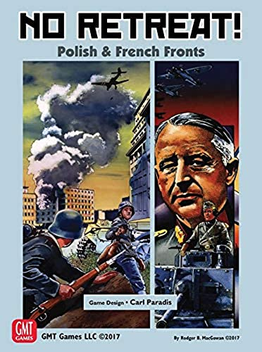 GMT-3 No Retreat  Polish and French Fronts - English