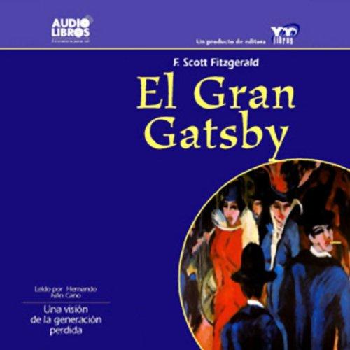 El Gran Gatsby cover art