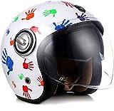 Soxon SP de 888'Bronce · Jet Casco de · Moto Casco de Roller de casco de scooter Casco...