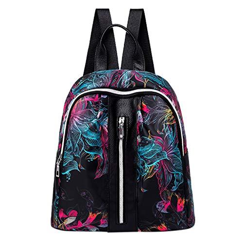 SicongHT Damen Schulter-Rucksack, mittelgroß, modisch, für Reisen