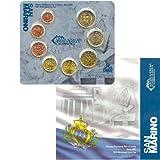 Euroset Oficial San Marino 2012. Brillante sin Circular