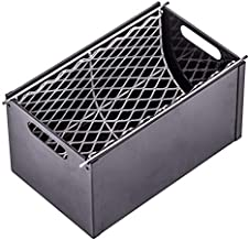 Oklahoma Joe's 3697490W01 Charcoal Grill Smoker Box, Gray