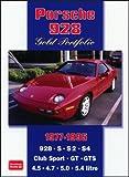 Porsche 928 Gold Portfolio 1977-1995