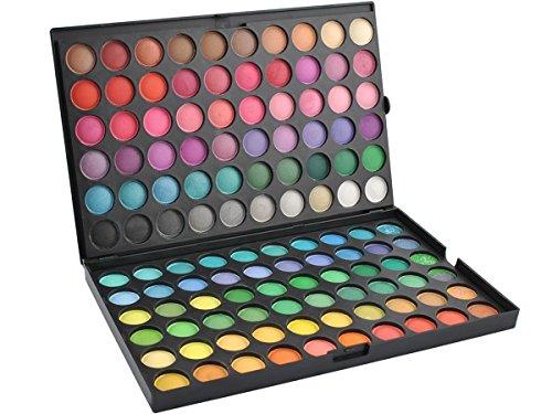 Lidschatten Palette 120 Set Makeup Set Kosmetik Farben