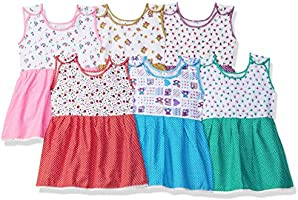 SOUTH SAILOR Girls' A-Line Midi Frock