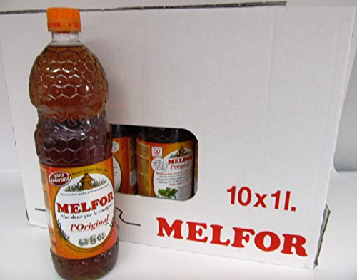 Melfor Essig der Klassiker 10 x 1 Liter Flasche = 10 Liter