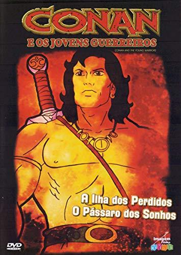 Conan E Os Jovens Guerreiros