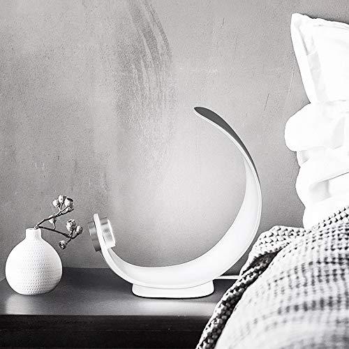 LWX Lámpara de Noche nórdica lámpara Dormitorio Minimalista Moderno hogar Decorativo Adornos Moda creativos lámparas led Luces de habitación