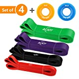 AiJoy Pull up Assist Bands Exercise Mobility Band Pull up Bands...
