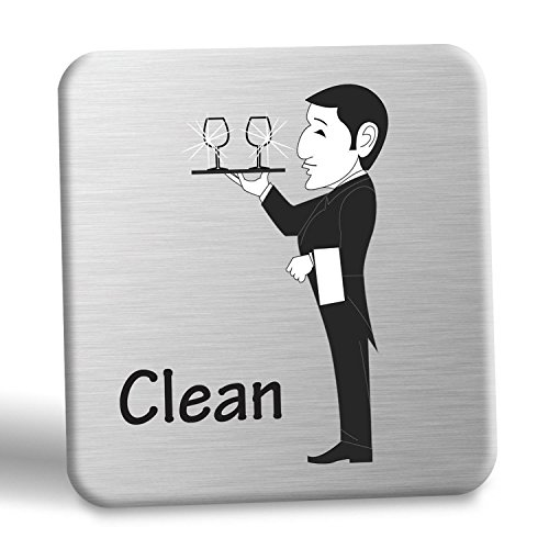 Smith's Clean & Dirty Dishwasher Magnet Indicator (Butler)