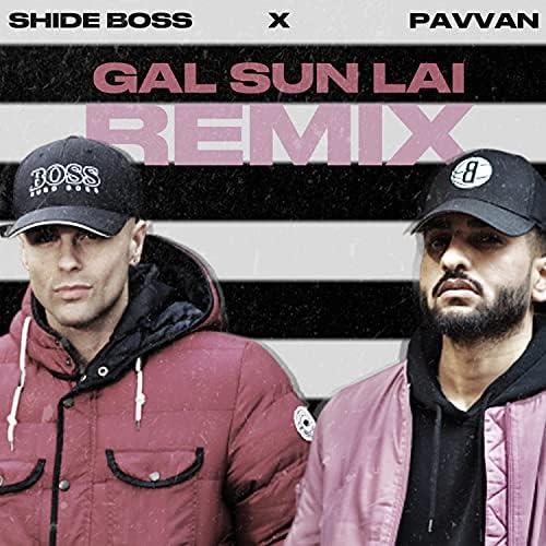 Shide Boss, Pavvan & Mazza On The Track