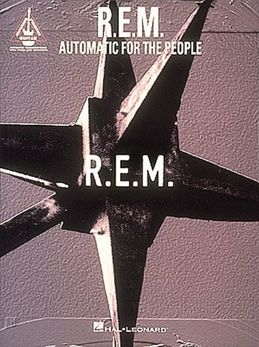 R.E.M.: Automatic for the People: Automatic for the People (Guitar Tab)