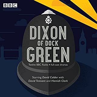 Dixon of Dock Green cover art