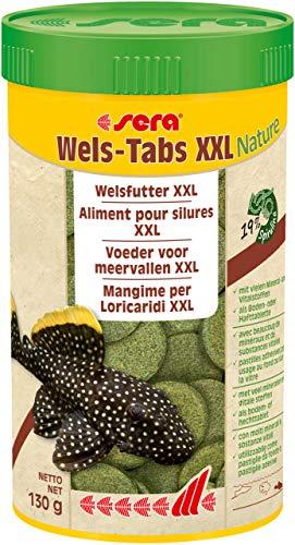 Sera Wels-Tabs XXL Nature 250 ml ⭐