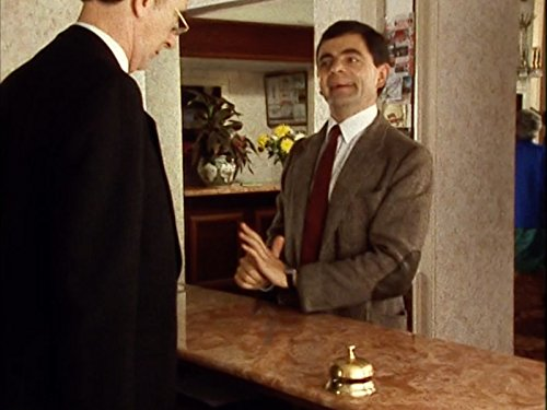 Mr. Bean in Zimmer 426