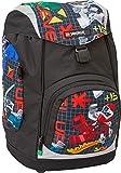 LEGO Unisex Kids 20193-2103 Backpack, Black, One Size