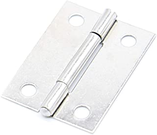 New Lon0167 60 mm Destacados x 60 mm eficacia confiable ajustables 2 hojas negro rodamiento de la puerta But Bisagra Hardware id:796 56 44 7c3
