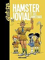 Hamster jovial et ses louveteaux de Gotlib