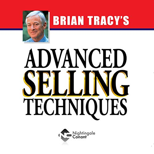 Page de couverture de Advanced Selling Techniques