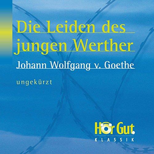 Die Leiden des jungen Werther audiobook cover art