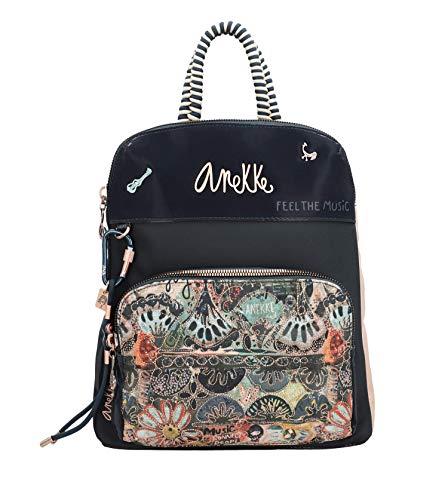 Anekke - Mochila con bolsillo frontal Nature Edition