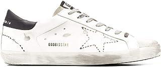 Golden Goose Luxury Fashion Uomo GMF00101F00012410278 Bianco Pelle Sneakers | Ss21