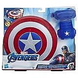 Marvel Avengers – Accessoire de déguisement Marvel Avengers Endgame – Bouclier Magnétique de Captain America - Jouet Avengers