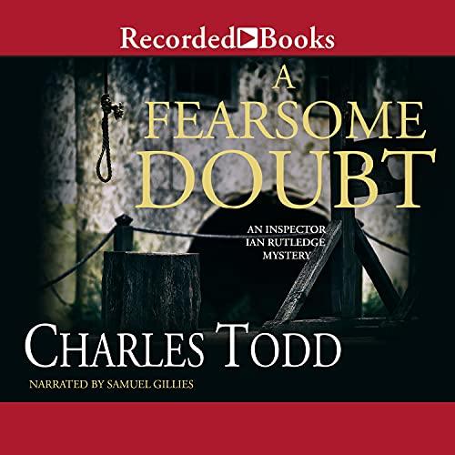 Couverture de A Fearsome Doubt