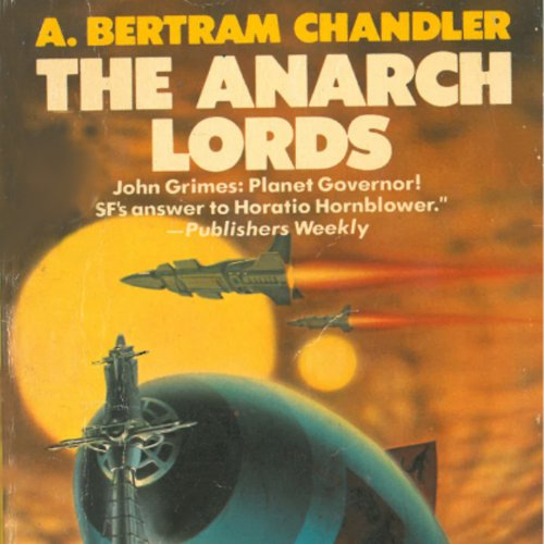 The Anarch Lords audiobook cover art
