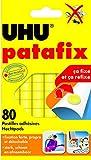 UHU patafix Klebepads Amarillo 50140 Inhalt: 80St.