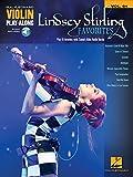 Lindsey Stirling Favorites: Violin Play-Along Volume 64 (Hal Leonard Violin Play-along) (English Edition)