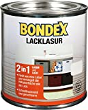 BONDEX 2in1 Vernice impregnante 2 in 1, Noce Scuro, 0.38