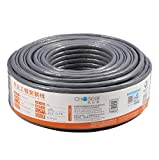 Choseal Cat 7 Ethernet Cable -23 AWG Pure Copper SFTP ethernet Network Computer Cord -Double Shielded Cat7 Wire Support 600MHz /10Gbps for Router, ps4,Xbox(1000ft/305 Meters)