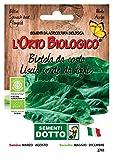 sdd o.bio_bieta verde liscia da taglio seme, 0.02x15.5x10.8 cm