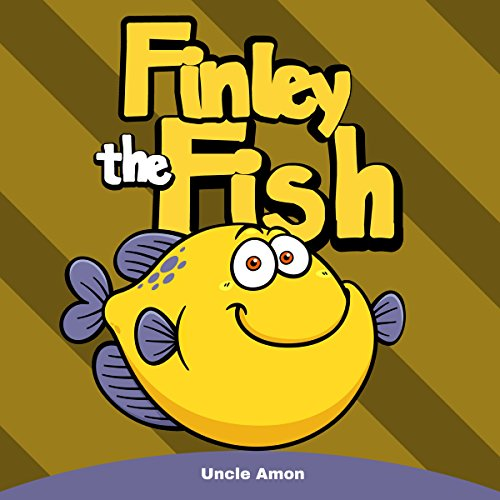 Finley the Fish: Short Stories, Games, Jokes, and More! audiobook cover art