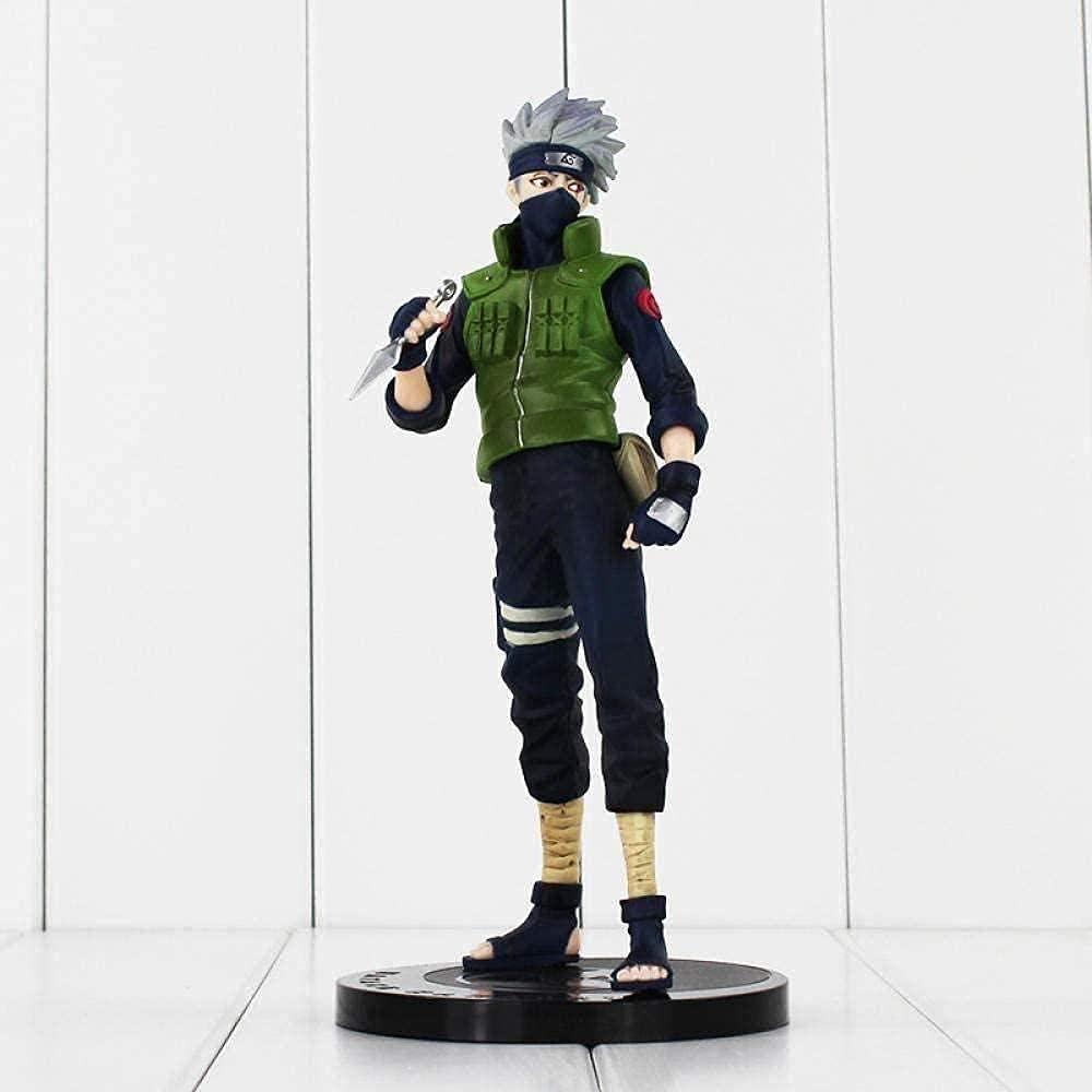 FOVKP Limited Limited price sale time sale Anime Figure Figurine Statue Hatake En Kakashi cm 21