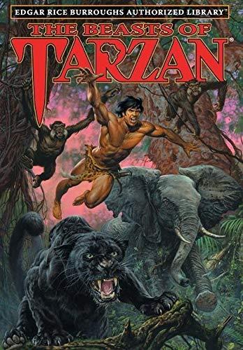 The Beasts of Tarzan: Edgar Rice Burroughs Authorized Library: 3