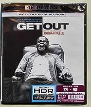 Get Out (4K UHD + Blu-Ray ) (Hong Kong Version / Chinese subtitled) 訪.嚇