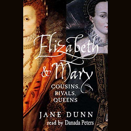 Elizabeth and Mary audiobook cover art