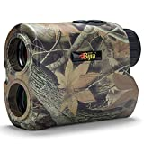 BIJIA Hunting Rangefinder - 6X 650Yards Multi-Function Laser Rangefinder for Hunting,Shooting,...