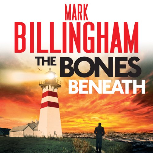 The Bones Beneath audiobook cover art