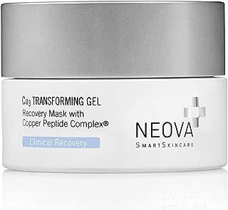 Neova Cu3 Transforming Gel Recovery Mask with Copper Peptide Complex, 1.7 oz.