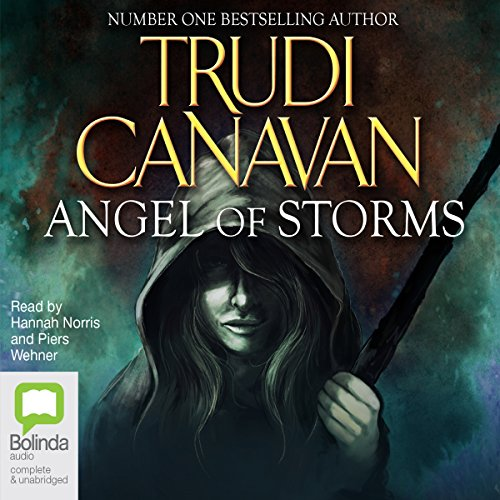Angel of Storms cover art