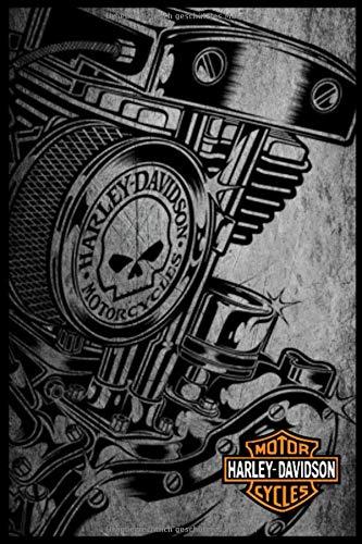 2021 Kalender Harley Davidson Tagebuch Notizbuch Passwort Tracker Online Shopping Tracker 5